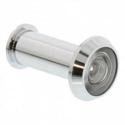 Deurspion 180° chroom deurdikte 35-60mm, diam. 14mm