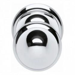 Voordeurknop Venere 70mm chroom