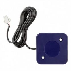 Chip Lock platte externe antenne met 1.5 m kabel en plug voor onderplaat
