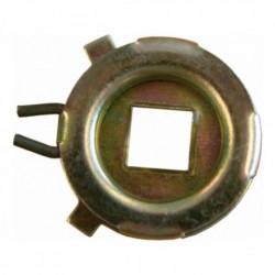 Hulpveer 8mm tbv schild