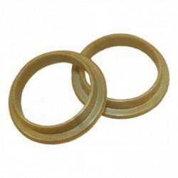 Nylon ring 18-16mm klein bruin