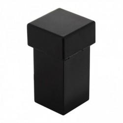 Deurstop Vierkant universeel 56x30x30mm zwart
